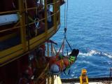 W@H & Rescue Training pipelay vessel